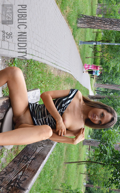 Carolina - `Public Nudity` - for NUDOLLS VIDEO