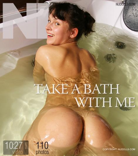 Juliya - `Take a Bath With Me` - for NUDOLLS