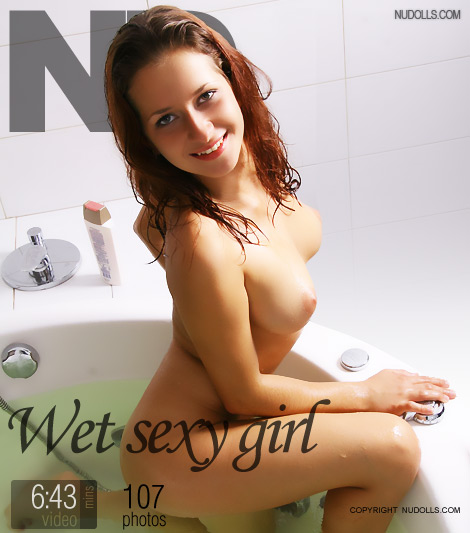 Natasha - `Wet Sexy Girl` - for NUDOLLS