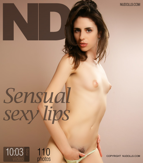 Ksenia - `Sensual Sexy Lips` - for NUDOLLS