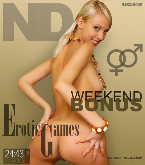 Viktoriya - `Erotic Games` - for NUDOLLS