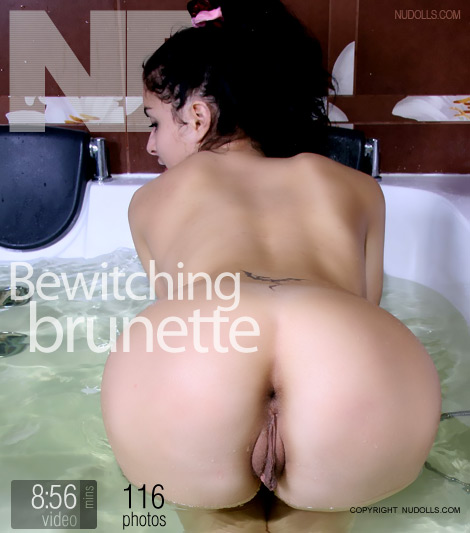 Irina - `Bewitching Brunette` - for NUDOLLS