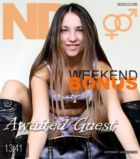 Kristina - `Awaited Guest` - for NUDOLLS