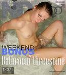 Bathroom Threesome