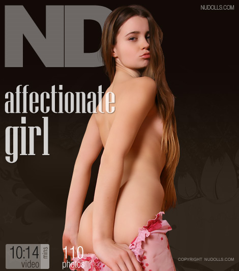 Valentina - `Affectionate Girl` - for NUDOLLS
