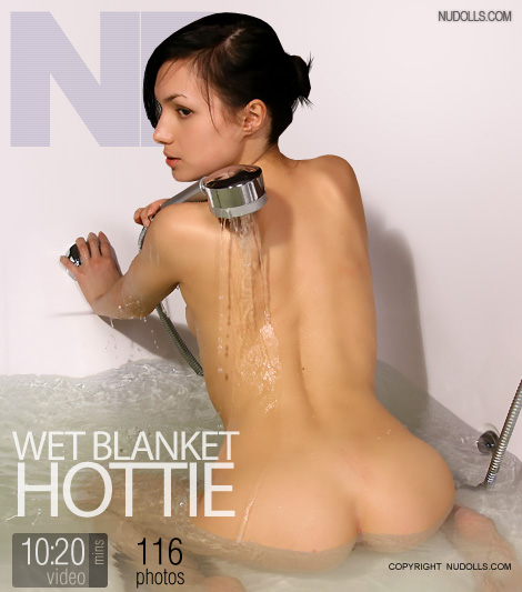 Tanya - `Wet Blanket Hottie` - for NUDOLLS