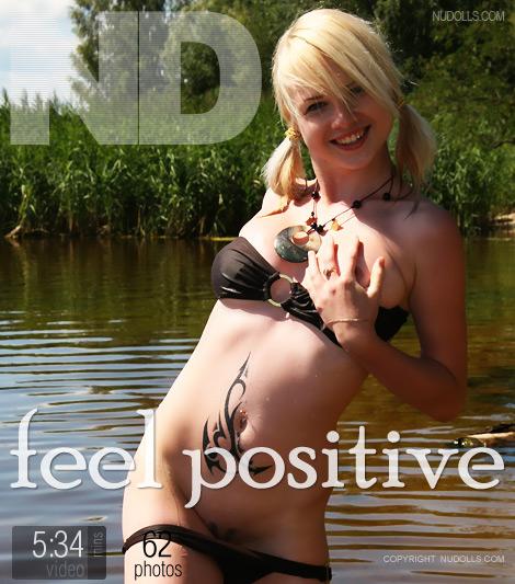 Vlada - `Feel Positive` - for NUDOLLS