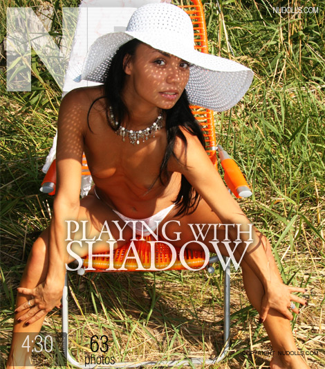 Anna - `Playing with Shadow` - for NUDOLLS