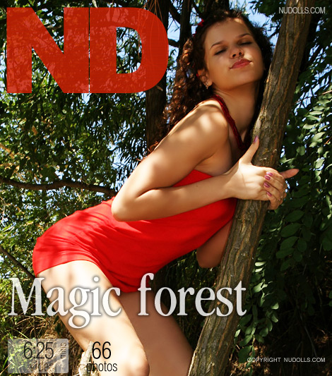 Natasha - `Magic Forest` - for NUDOLLS