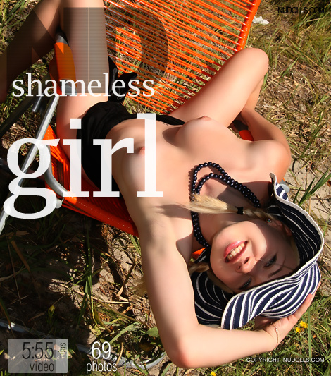 Vlada - `Shameless Girl` - for NUDOLLS