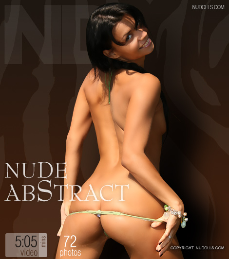 Anna - `Nude Abstract` - for NUDOLLS