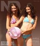 Tanya & Lena - Playful Sisters