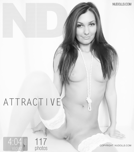 Alex - `Attractive` - for NUDOLLS