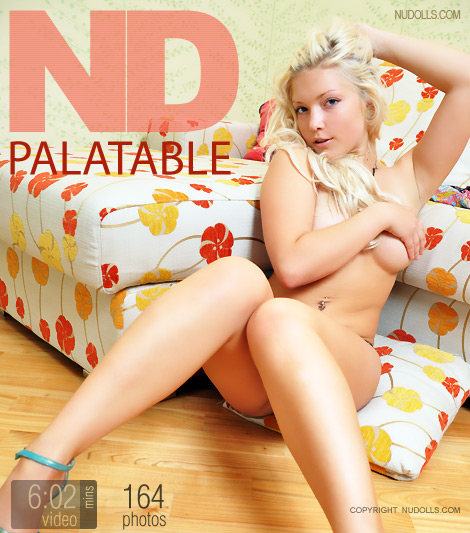 Nastya - `Palatable` - for NUDOLLS