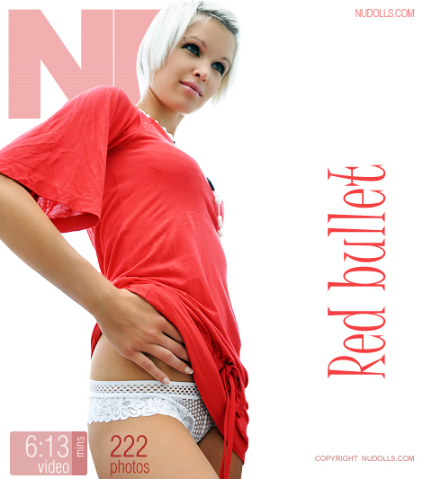 Iriska - `Red Bullet` - for NUDOLLS