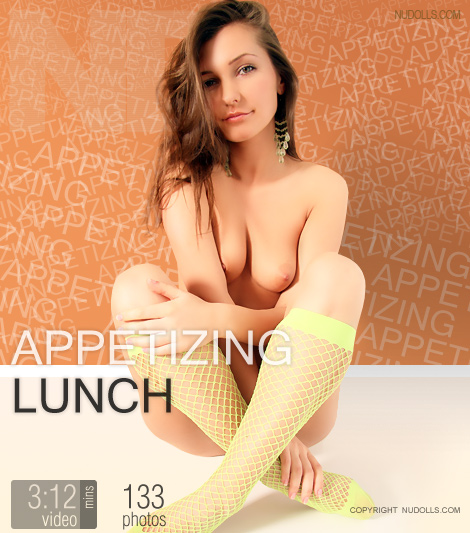 Alex - `Appetizing Lunch` - for NUDOLLS