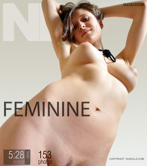 Kate - `Feminine` - for NUDOLLS
