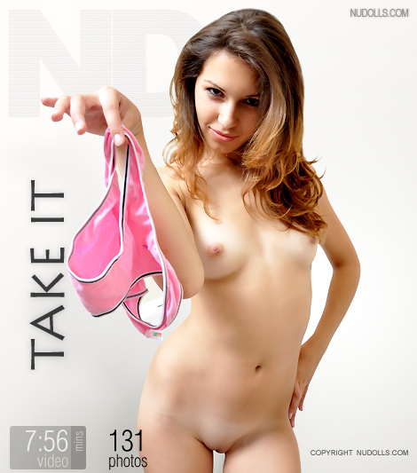 Alla - `Take It` - for NUDOLLS