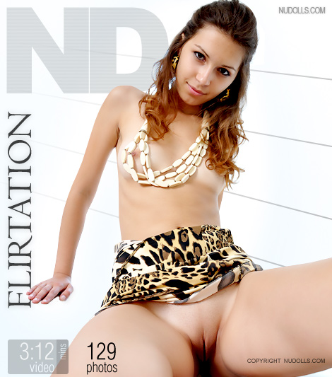 Alla - `Flirtation` - for NUDOLLS