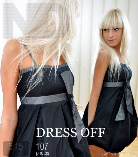Olena - `Dress Off` - for NUDOLLS