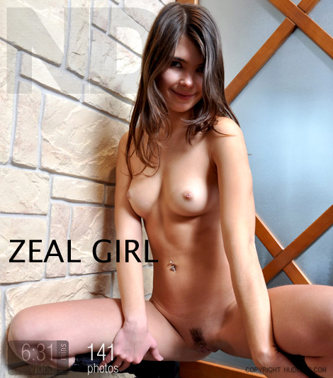 Anna - `Zeal Girl` - for NUDOLLS