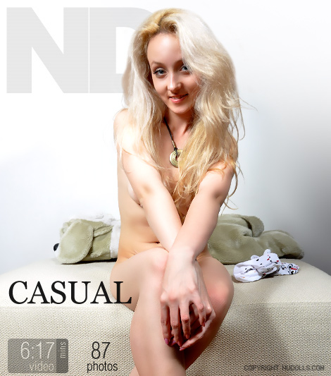 Anna - `Casual` - for NUDOLLS