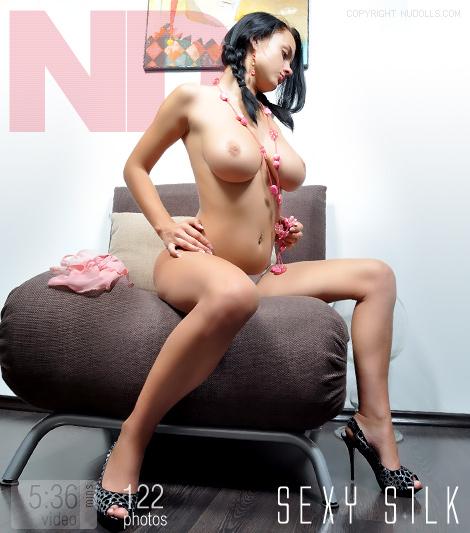 Sveta - `Sexy Silk` - for NUDOLLS