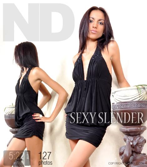 Viktoriya in Sexy Slender gallery from NUDOLLS