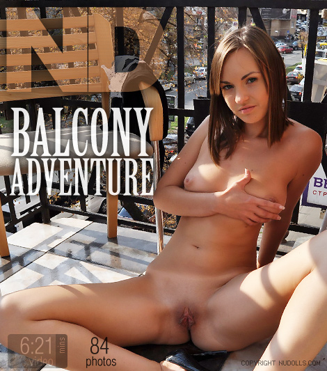 Maria - `Balcony Adventure` - for NUDOLLS