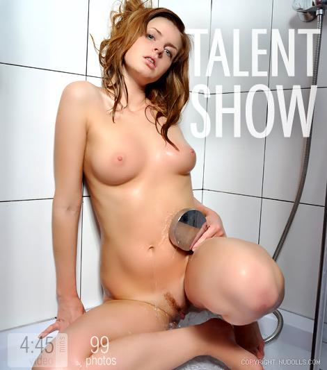Kristina - `Talent Show` - for NUDOLLS