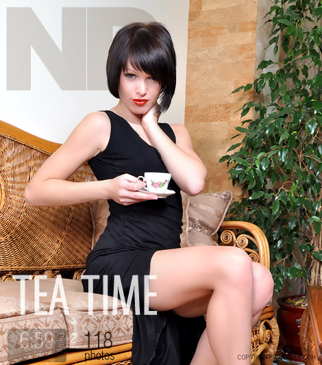 Iriska - `Tea Time` - for NUDOLLS