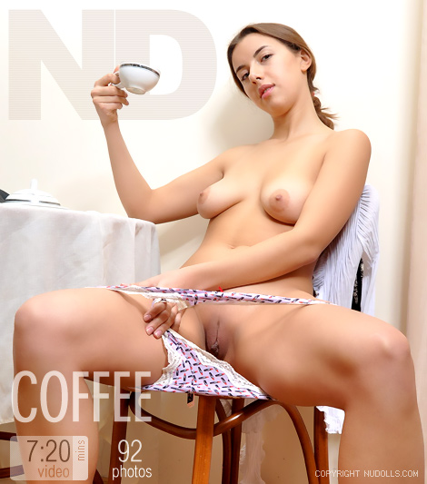 Lena Cleo - `Coffee` - for NUDOLLS