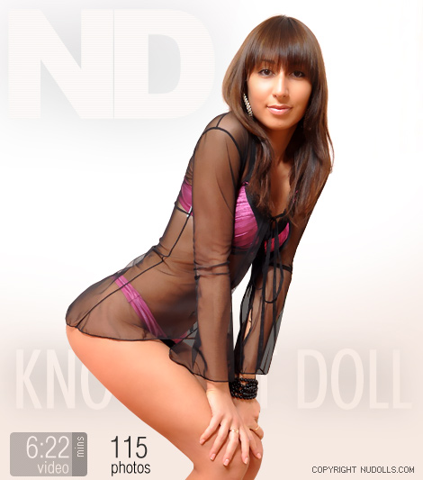 Aynur - `Knockout Doll` - for NUDOLLS