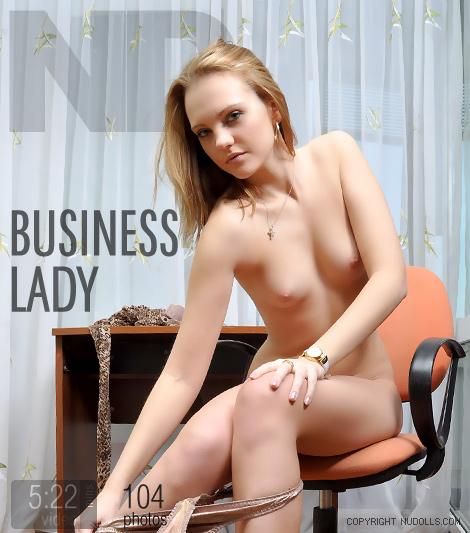 Masha - `Business Lady` - for NUDOLLS