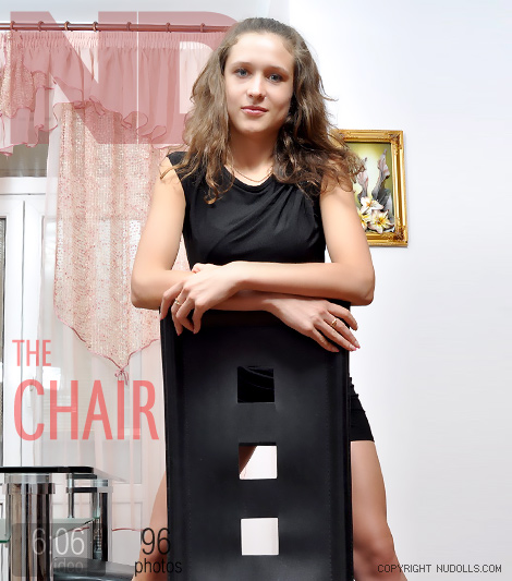 Kate - `The Chair` - for NUDOLLS