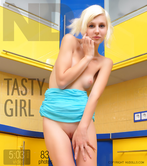 Natalia - `Tasty Girl` - for NUDOLLS