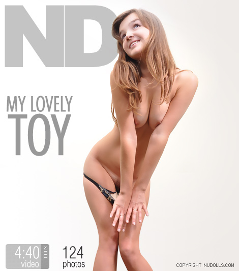 Marina Sunny - `My Lovely Toy` - for NUDOLLS