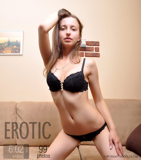 Mayka in Erotic gallery from NUDOLLS