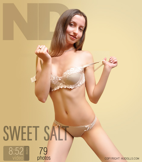 Mayka - `Sweet Salt` - for NUDOLLS
