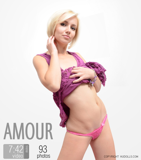 Irina Angel - `Amour` - for NUDOLLS
