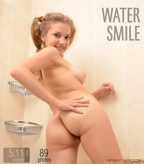 Olesya - `Water Smile` - for NUDOLLS