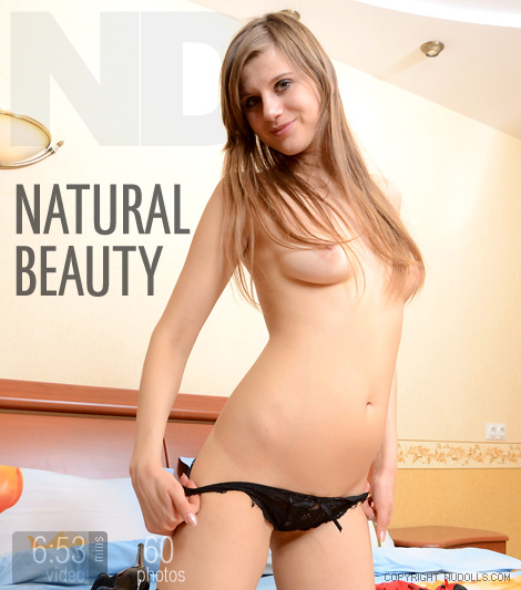 Dasha - `Natural Beauty` - for NUDOLLS