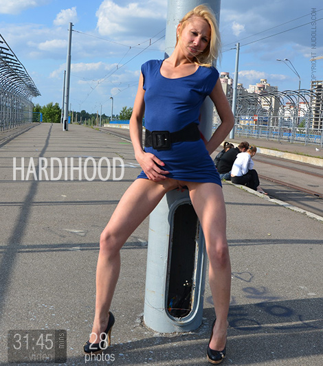 Viktoriya - `Hardihood` - for NUDOLLS