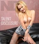 Talent Disclosure