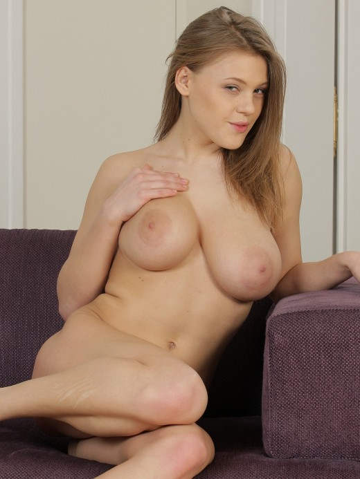 Viola - `Viola & Her Huge Boobs` - for NUEROTICA