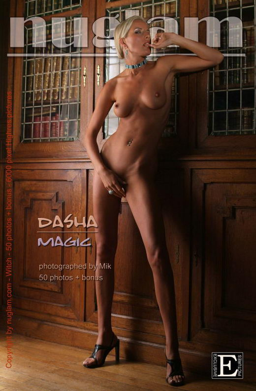 Dasha - `Magic` - by Mik Hartmann for NUGLAM