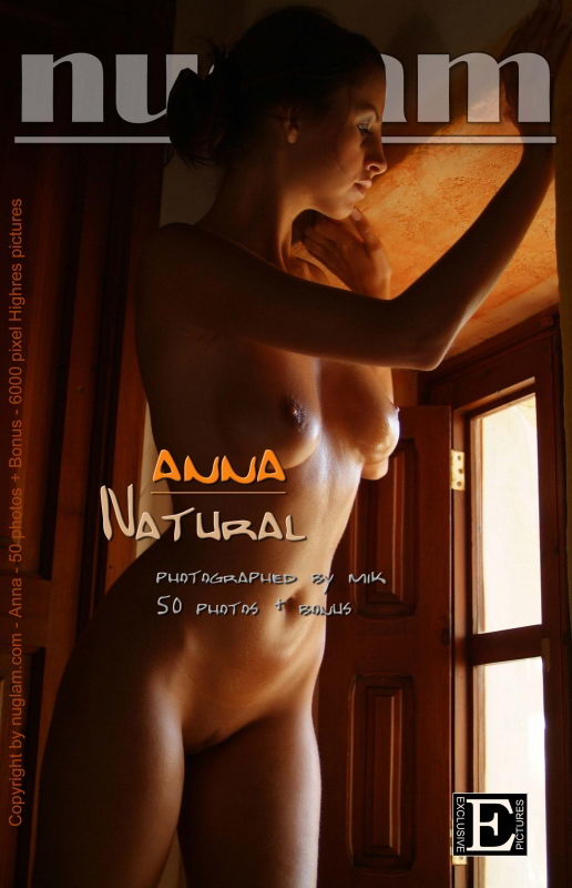 Anna - `Natural` - by Mik Hartmann for NUGLAM