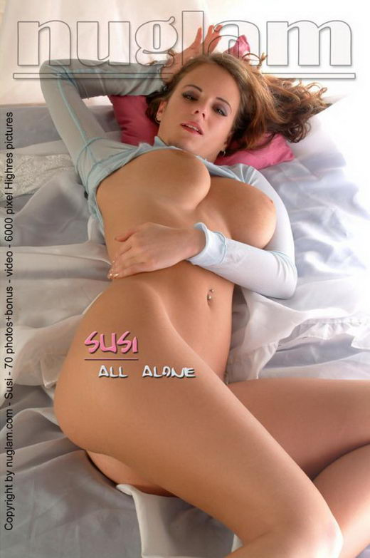 Susi - `All Alone` - by Mik Hartmann for NUGLAM