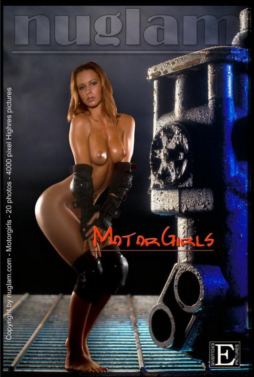 `Motorgirls` - by Mik Hartmann for NUGLAM