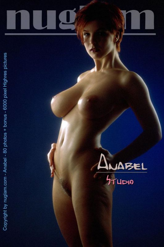 Anabel - `Studio` - by Mik Hartmann for NUGLAM